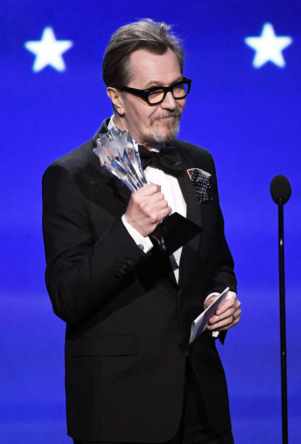 Critics Choice Awards 2018: Gary Oldman