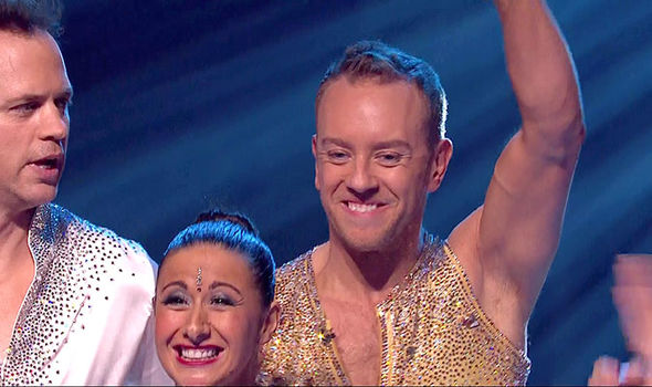 Dan Whiston is returning to ITV show Dancing on Ice in 2018