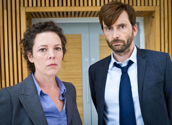 David Tennant and Olivia Colman will return