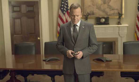 Designated Survivor continues to air on Netflix in May