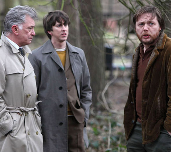 Detective Drama Inspector George Gently coming to an end