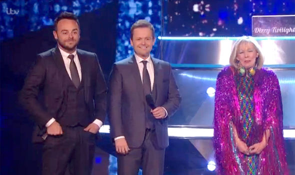 Dizzy Twilight got a mixed reception from the Britain's Got Talent judging panel
