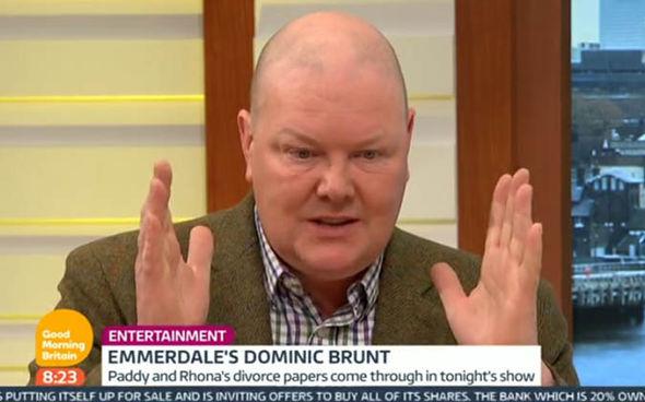 Dominic Brunt