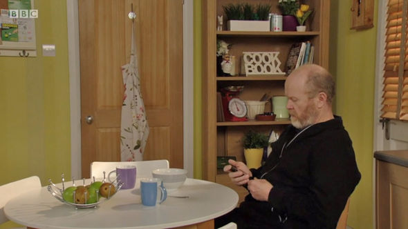EastEnders Phil Mitchell looked for local food outlets following Sharon's milk service