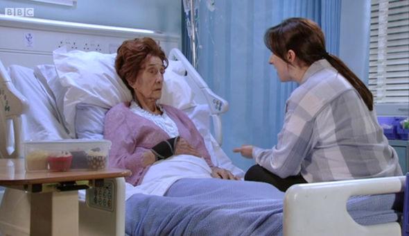 EastEnders spoiler Sonia informs Dot about Wellard II's death