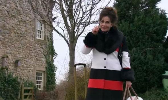 Mystery woman in Emmerdale