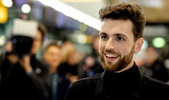 Eurovision 2019 Netherlands Song Who Is Duncan Laurence