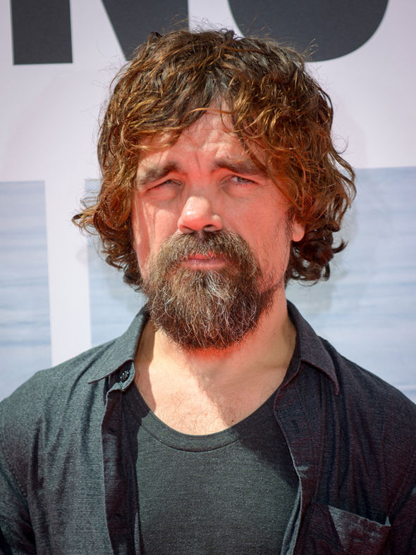 Peter Dinklage plays Tyrion Lannister in Game of Thrones