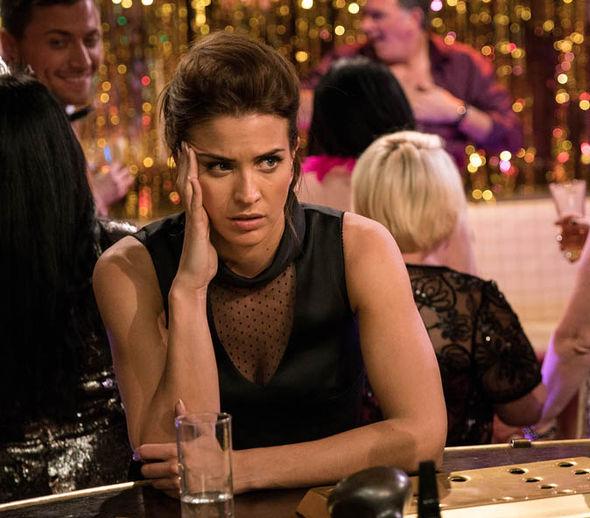 Gemma Atkinson as Carly Hope