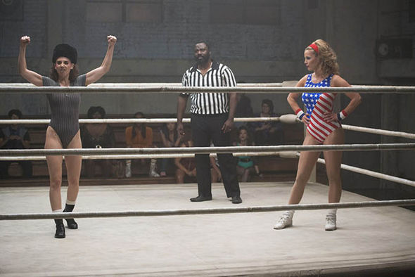 When Does Glow Come Out Netflix Release Date Trailer
