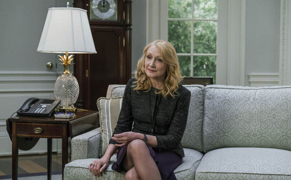 House of Cards: Patricia Clarkson as Jane Davis