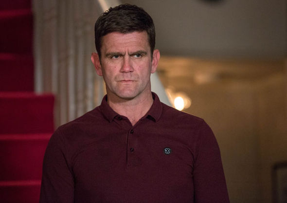 Jack Branning angry