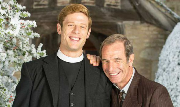 James Norton Robson Green