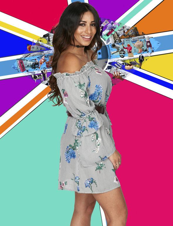 Kayleigh Morris on Big Brother