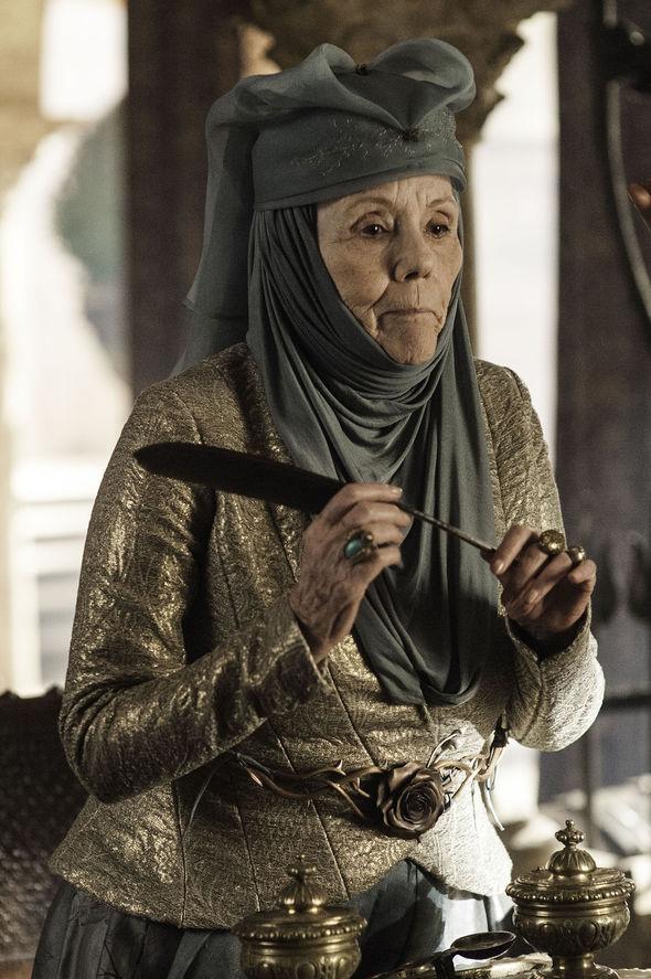 Lady Olenna Tyrell had the upper hand