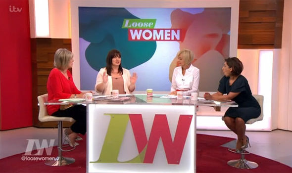 The Loose Women did not hold back in their criticism