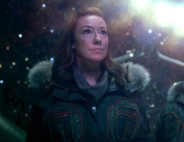 Lost In Space maureen