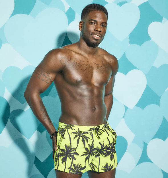 Love Island cast: Marcel