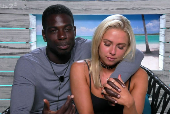 Marcel and Gabby Allen lost out in the Love Island final