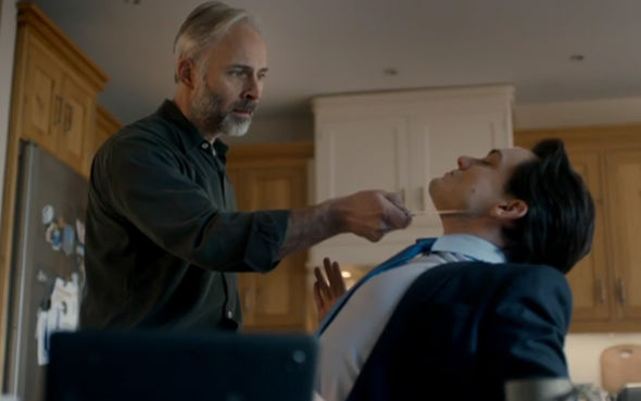 Mark Bonnar as Gary Carmichael