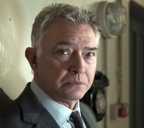Martin Shaw excited to end the series