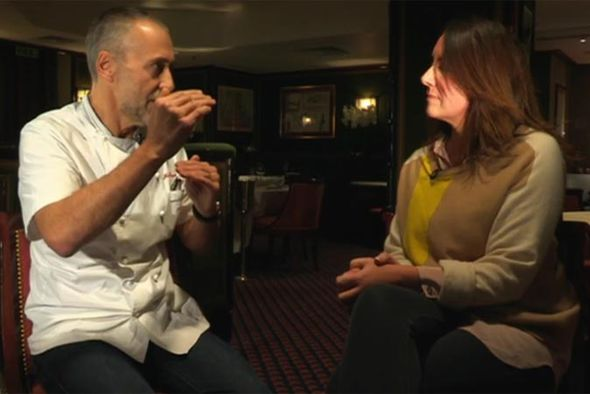 Michel Roux Jr. on The One Show