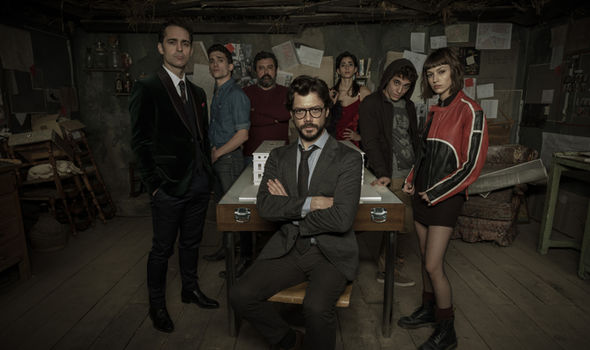 La Casa De Papel Season 3 Will There Be Another Series Of