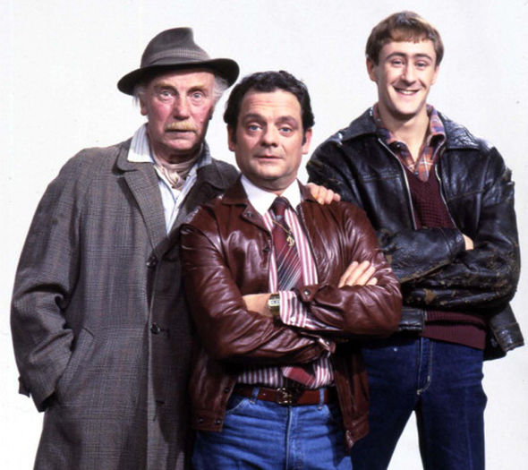 Only Fools and Horses first came to screens in 1981