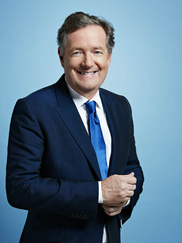 Piers Morgan has been caught up in Twitter spats with many others