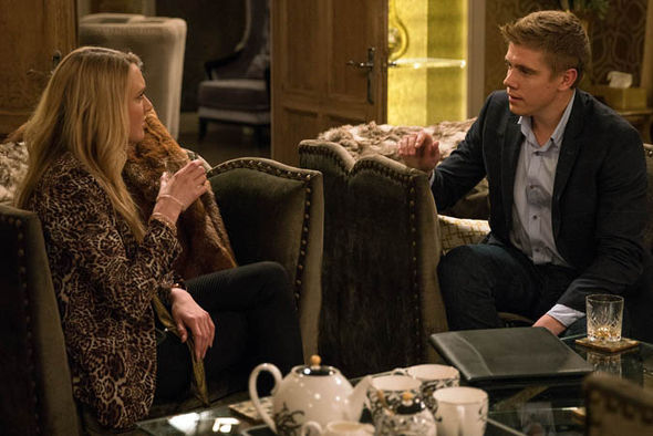 Rebecca White and Robert Sugden