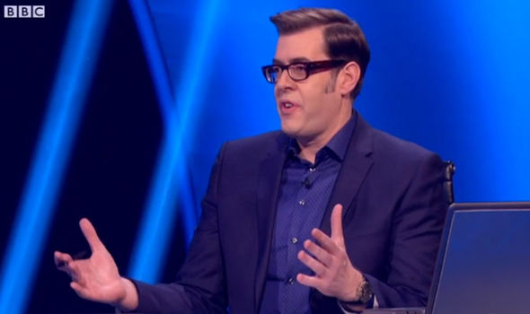 Richard Osman Pointless Celebrities