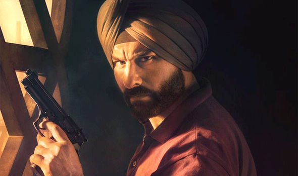 Sacred Games On Netflix Review A Compelling And Mesmeric
