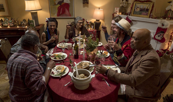 Sense8 returned for a Christmas special before season 2 dropped