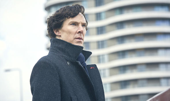 Sherlock star Benedict Cumberbatch has spoken about his new role