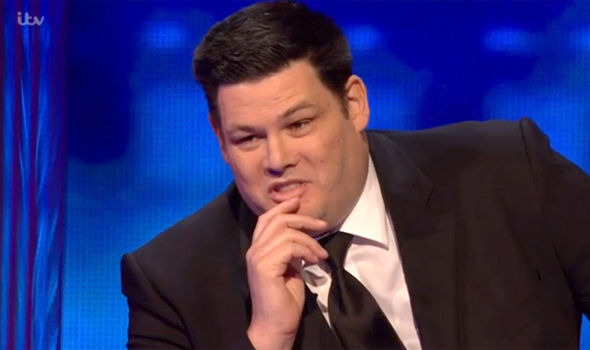 Mark Labbett did not hold back on The Chase as he destroyed the team