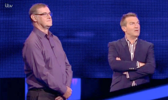 Player Mel was revealed as being quizzing royalty on The Chase