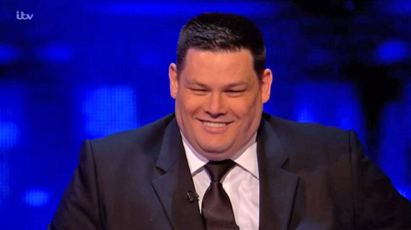 The Chase: Mark Labbett teases a 'struggle with his wide load'