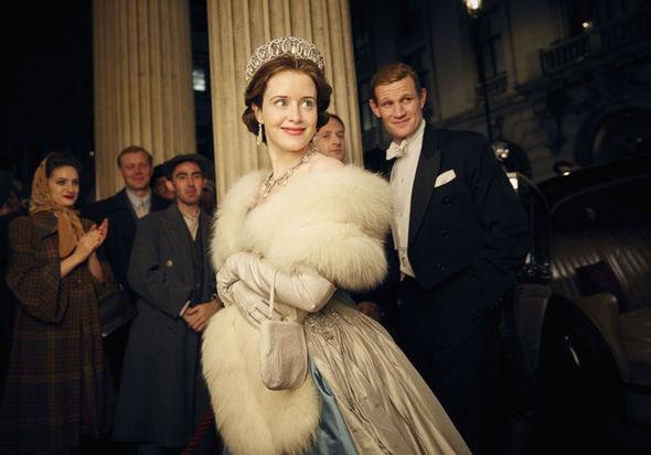 The Crown season 2 Downton Abbey Matthew Goode