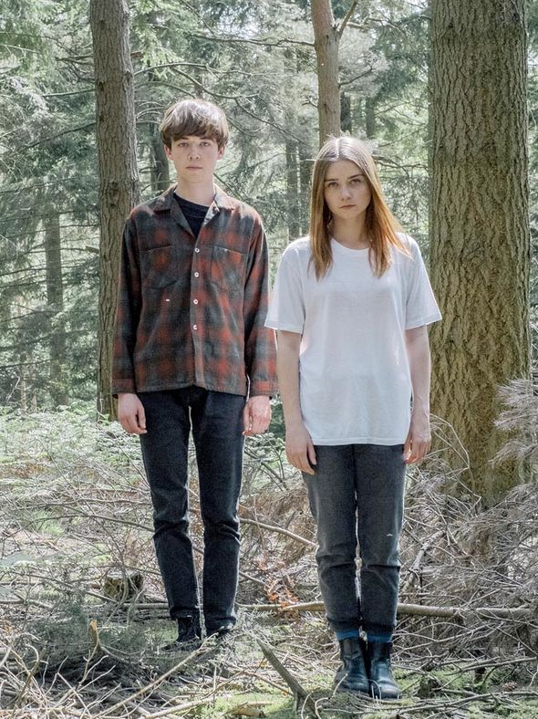 The End Of The F *** Ing World Bande Annonce : world, bande, annonce, F***ing, World, Season, Netflix, Release, Date,, Cast,, Trailer,, Radio, Showbiz, Express.co.uk