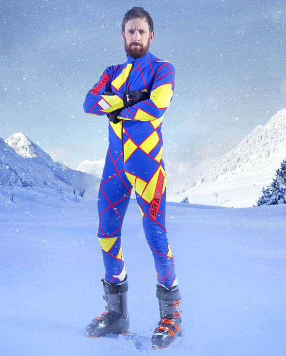 The Jump 2017: Bradley Wiggins