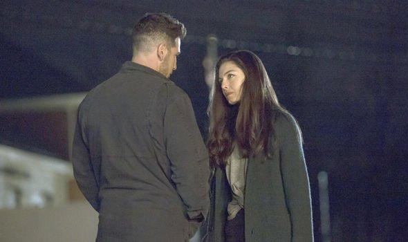 The Punisher season 2 star Alexa Davalos