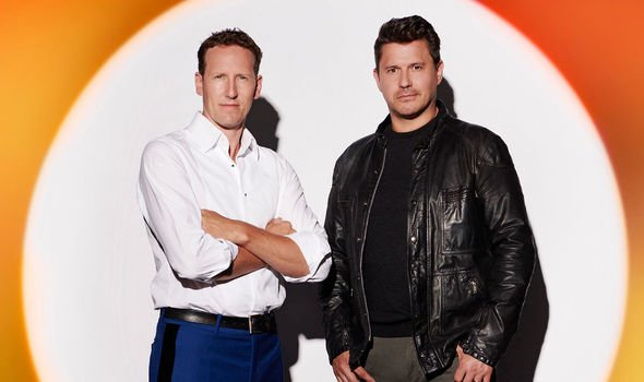 X Factor Celebrity line-up: Cole and Edwards