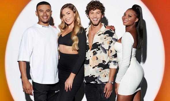 X Factor Celebrity line-up: The Islanders