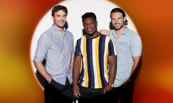 X Factor Celebrity line-up: Try Star
