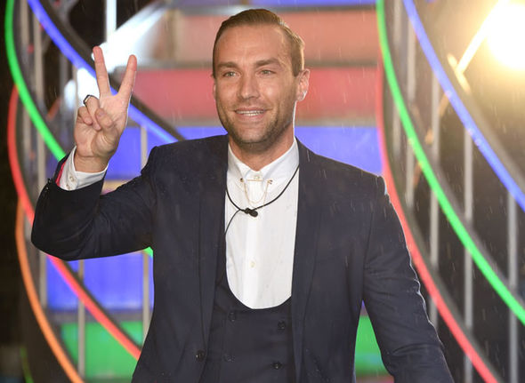 Calum Best's eviction