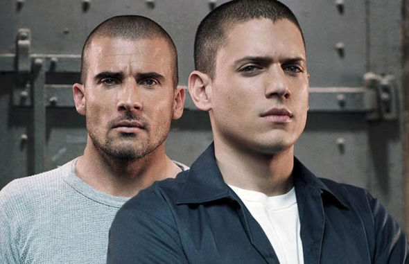 Prison Break: Wentworth Miller and Dominic Purcell