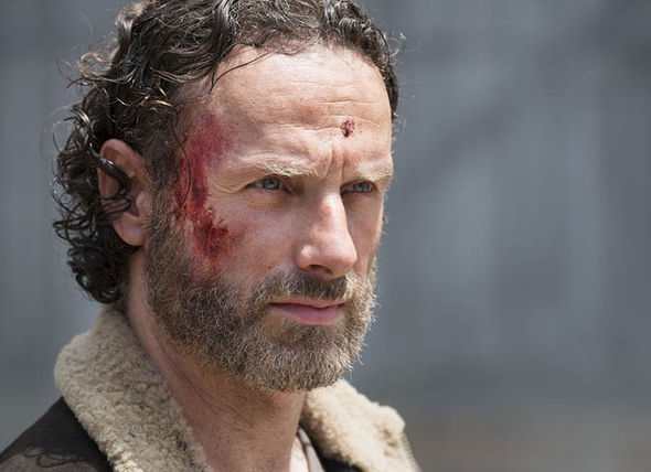 Rick from Walking Dead