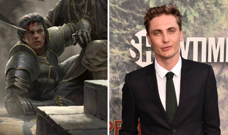 The Witcher cast: Who plays Cahir? Who is Eamon Farren? | TV & Radio | Showbiz & TV | Express.co.uk