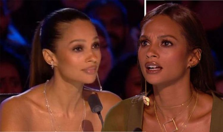 1116889 Britain's Got Talent 2019: Alesha Dixon appearance distracts viewers AGAIN 'Why?'