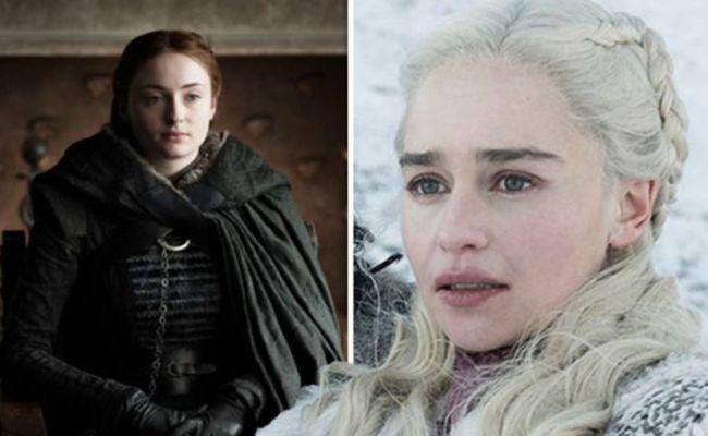 Game Of Thrones Season 8 Sansa Stark To Take Iron Throne